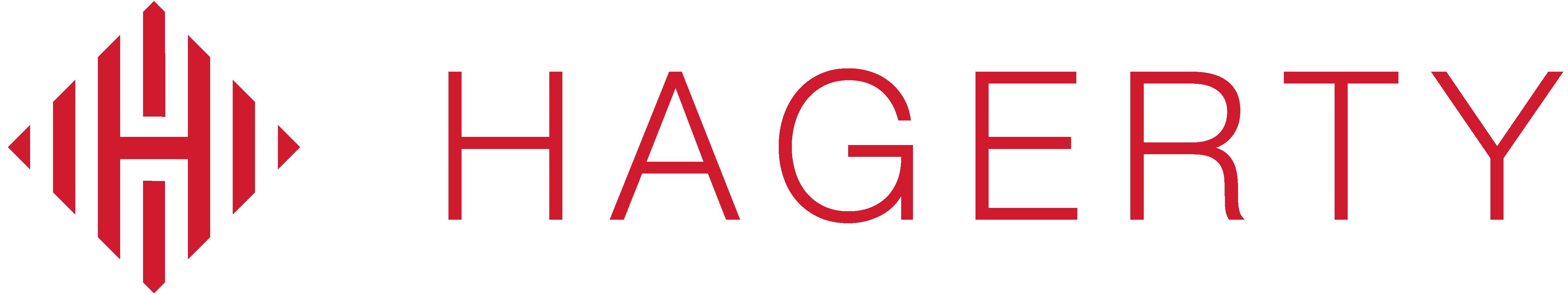 hagerty logo - long